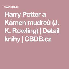 Harry Potter a Kámen mudrců (J. Harry Potter, Philosophers Stone, Detail