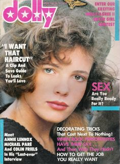 Glossy Sheen: Rough Stuff - Dolly March 1984 My Magazine, Magazine Covers, 1980s, Magazines, Journals, Magazine, Logs