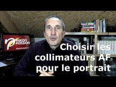 Comment utiliser les collimateurs autofocus Nikon pour le portrait - S02E07 - YouTube