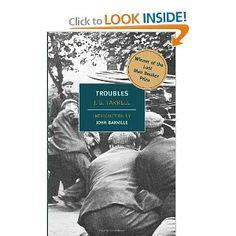 Troubles (New York Review Books Classics): J.G. Farrell, John Banville: 9781590170182: Amazon.com: Books