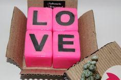Sabonete LOVE  R$23,00