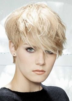 Very Short Hairstyles