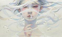 みうらじろうギャラリー JIRO MIURA GALLERY 2015 07 25 ephemeral 少女たちの領域