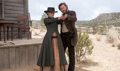 Why can't westerns portray women as fully formed human beings with complex lives, and subvert the character topes of tragic brothel employee, bawdy brothel employee and brothel employee who is just OK with it?