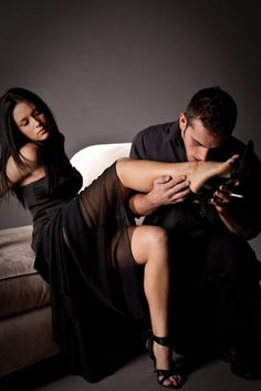 Surrender and submission.