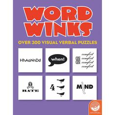 Everyone loves these visual wordplay puzzles, where a common phrase or expression is represented by illustrated words. Lesson plan forcus: creative thinking, visual language representation. #MindWareToys #FreeLessonPlan #Classroom