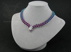 Japanese hex necklace