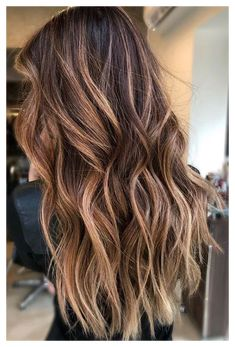 Caramel Brown Hair, Balayage Hair Caramel, Honey Brown Hair, Golden Brown Hair, Brown Hair With Blonde Highlights, Hair Color Caramel, Brown Hair Balayage, Light Brown Hair, Hair Color Balayage