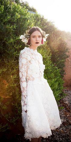 Costarellos Spring 2017 Wedding Dress