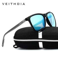 00c39399c6 Aoron Polarized Men Women Retro Vintage Aluminum Aviator Sunglasses Eyewear  Glasses China Multi-color Metal
