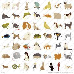 Cricut Pet Shop Lite Cartridge--I want this!