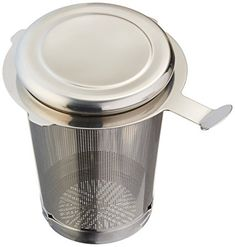 Frieling USA G2041 3″ Easy Clean Tea Infuser with Removal Bottom, Medium, Silver Review
