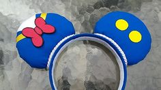 Donald Duck Mouse Ears