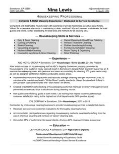 Kitchen Cleaning Schedule Template for Care Homes Awesome Housekeeping Resume Sample
