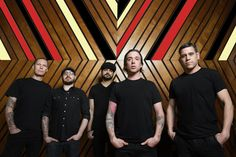 Billy Talent Afraid of Heights pic with Jordan Hastings
