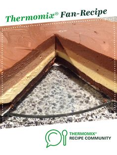 Recipe Triple Chocolate Layer Cheesecake by karyn amos, learn to make this recipe easily in your kitchen machine and discover other Thermomix recipes in Desserts & sweets. Layered Cheesecake Recipe, Thermomix Cheesecake, Layer Cheesecake, Triple Chocolate Cheesecake, Cheesecake Toppings, Thermomix Desserts, Chocolate Topping, Cheesecake Recipes, Sweets Recipes