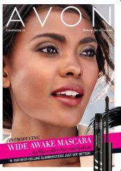Avon Campaign 20.  9/7/16 - 9/19/16.  Introducing Avon's New True Color Wide Awake Mascara!  Shop online at http://marionfielder.avonrepresentative.com.  #AvonCampaign20 #beauty #fashion
