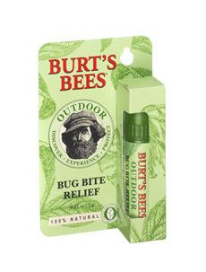 Bug Bite Relief- Burt's Bees. Might need this for the summer.