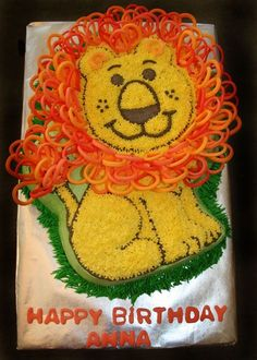 lion birthday cake design | Pin Friendly Lion Cake Pan Review Kaboodle Cake on Pinterest