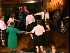 ▶ The Scottish Fiddle Orchestra - The Eightsome Reel.  My invitation must have been lost in the mail...............