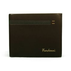 Pocket this stylish, brown wallet for men from Wallsters and get appreciated for your classy choice! This wallet will serve you for years to come. Featuring multiple pockets and slots, this wallet will allow you to keep your cash and cards with ease. Brown Wallet, Wallets, Card Holder, Classy, Pockets, Stylish, Cards, Men, Rolodex