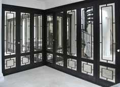 Bespoke dressing room by McCarron & Co  http://www.mccarronandco.com/index.php