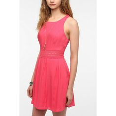 Kimchi Blue Fiona Lace Waist Dress