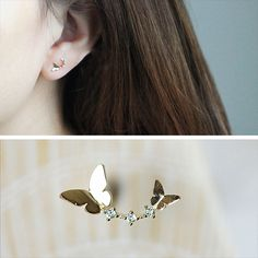 product image for Butterfly Earrings