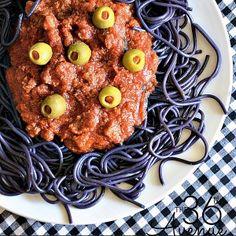 The 36th AVENUE | Halloween Spaghetti | The 36th AVENUE