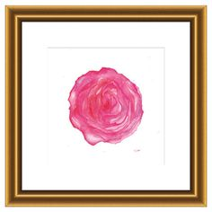 Add an eye-catching focal point to your entryway gallery wall or let this artful canvas print stand on its own above the living room mantel. Showcasing a whi...