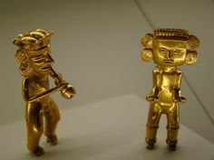 Pre-Columbian Gold