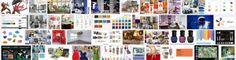 Any business can use these 2014 trend colors for marketing and sales -