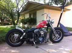 Swing-arm choppers. Can they look good? - Page 39