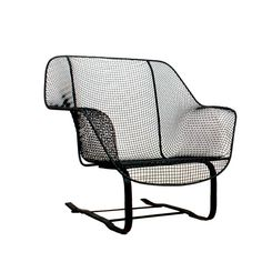 SALE Woodard Sculptura Bouncer Lounge Chair by TheModernHistoric, $700.00
