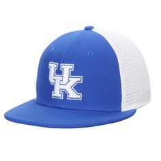 Kentucky Wildcats Nike Players True Vapor Swoosh Flex Hat - Royal