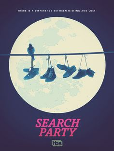 TBS Series Search Party Poster 2