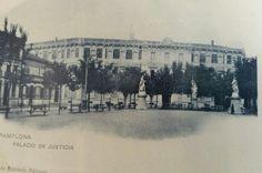 Pamplona antigua palacio de justicia