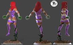 Starfire...Project for 3D printing