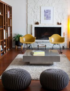 it's finally here: our house tour ondesign*sponge! - a house in the hills - interiors, style, food, and dogs
