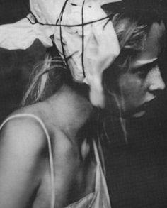— Paolo Roversi for Vogue Italia