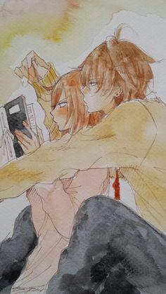 Yuki & Naruse - Namaikizakari
