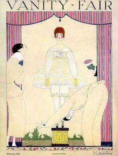 Vanity Fair, February 1919
