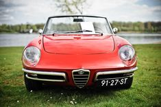 Alfa Romeo Spider Duetto 1750 Veloce | Flickr - Photo Sharing!