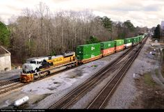 RailPictures.Net Photo: UP 1989 Union Pacific EMD SD70ACe at Austell, Georgia by Baxter Barnes
