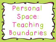 Teaching Boundaries and a FREEBIE!
