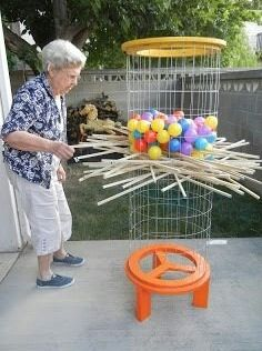 Fun game for people of all ages.