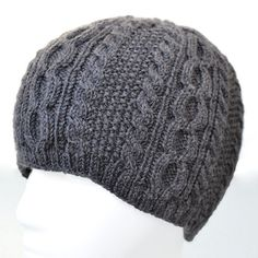Ravelry: Husband Beanie pattern by Jen Eastin
