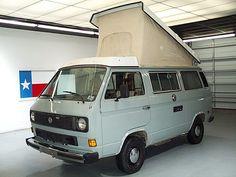 Linda Land: VW Camper Guide