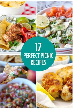 17 Easy to Pack Picnic Recipes | Food Bloggers of Canada  Spend less time in the kitchen and more time being outdoors with these 17 easy to pack perfect picnic recipes!  #picnicrecipes #picnic #outdoors #outdoorrecipes #summer #summerrecipes #summeractivities via @fbcanada