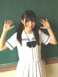 akibeya: (ヽ(。・ω・。) うに ゃー   乃木坂46 井上小百合 公式ブログから) ...   日々是遊楽也